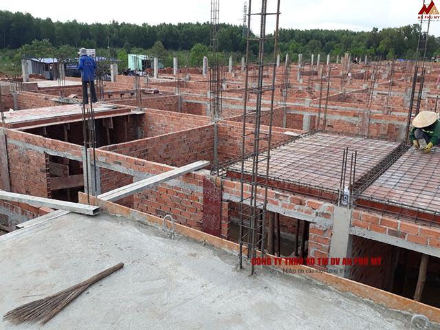Một số tình trạng có thể xảy ra khi xây dựng móng nhà liền kề