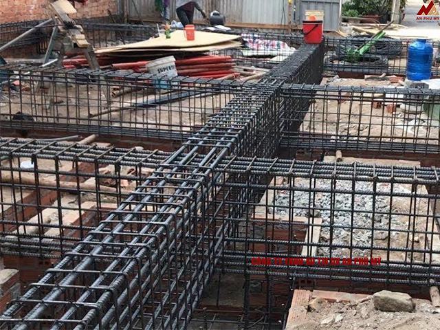 Vai trò đáng chú ý của cốt đai trong công trình xây dựng