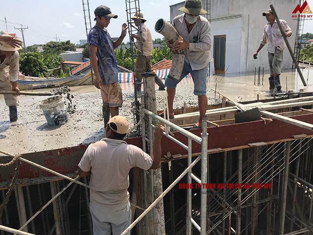 Lưu ý khi thực hiện đổ móng cho công trình xây dựng