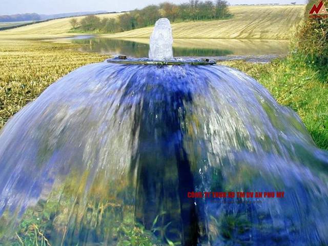 cách hạ mực nước ngầm tối ưu
