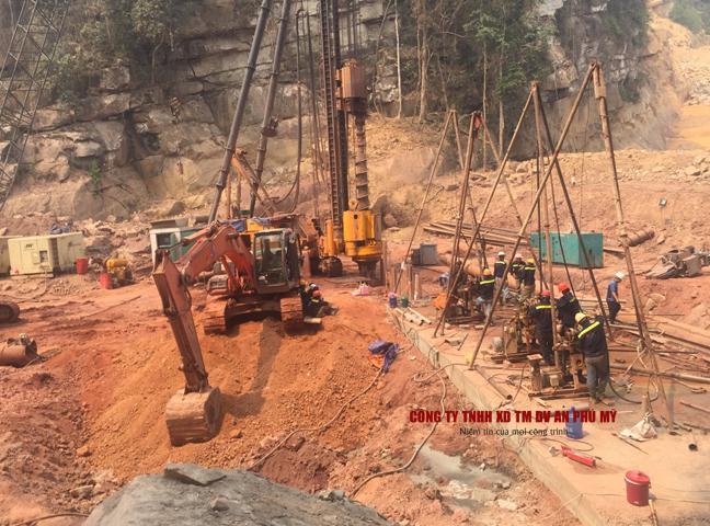 Quy trình khoan khảo sát địa chất