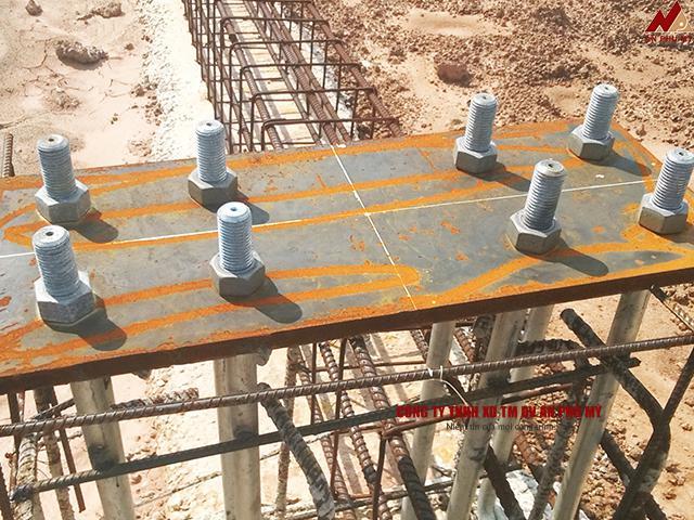 Kết cấu móng nhà xưởng bền vững