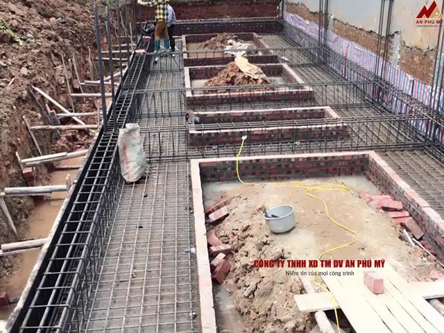 Một số loại móng được sử dụng trong công trình xây dựng
