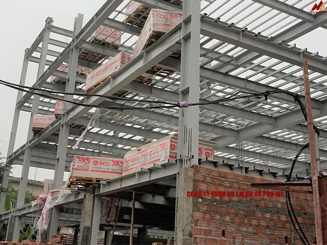Một số loại móng ưa chuộng khi xây dựng nhà khung thép