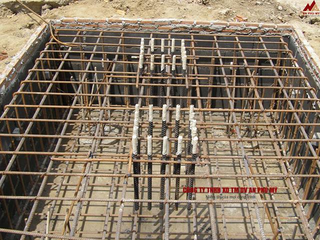 Các bước xây dựng móng băng cho nhà thép tiền chế